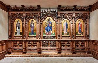 Іконостаси і кіоти в церкву