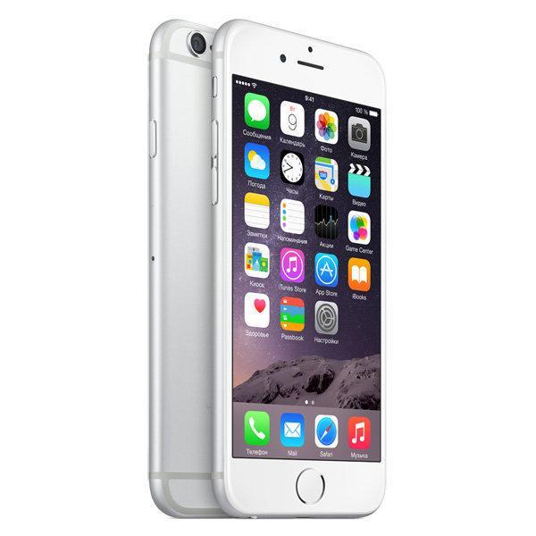 Apple iPhone 6 16GB Refurbished Silver MG482 (1221264)