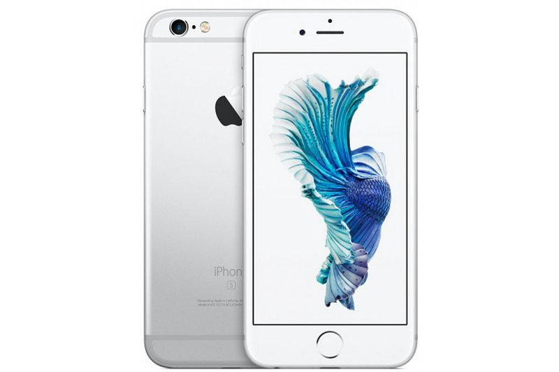 Apple iPhone 6s Plus 64GB Refurbished Silver MKU72 (1221277)