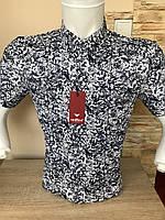 Рубашка короткий рукав Red Line с принтом