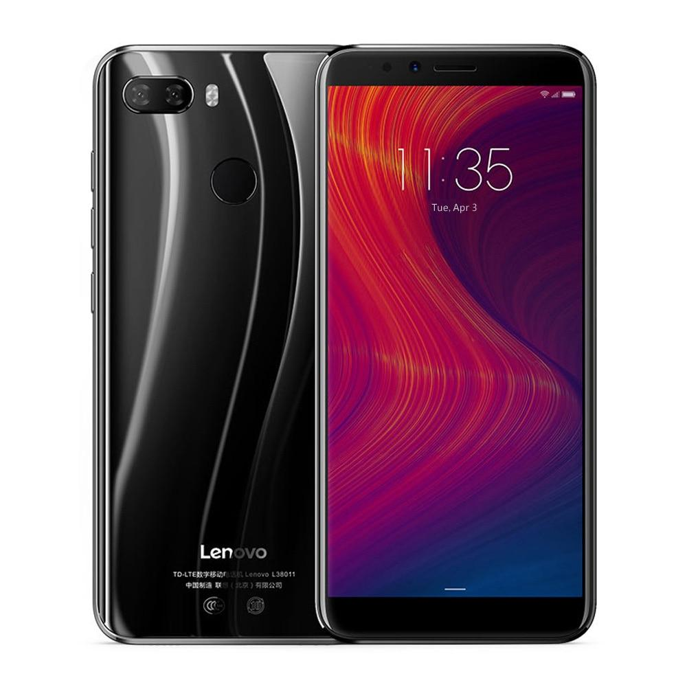 Lenovo K5 3/32GB Play Black (112757)