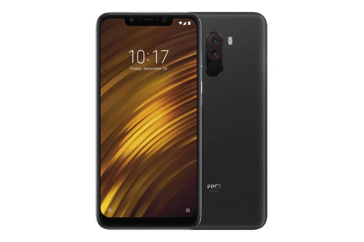 Xiaomi Pocophone F1 6/128GB Black (EU)