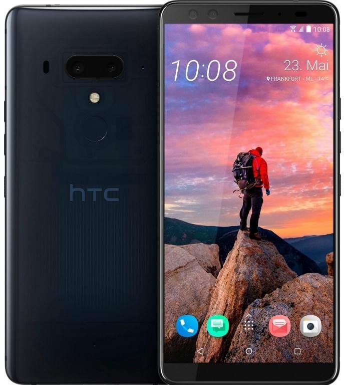 HTC U12 Plus 6/128GB Translucent Blue (111733)