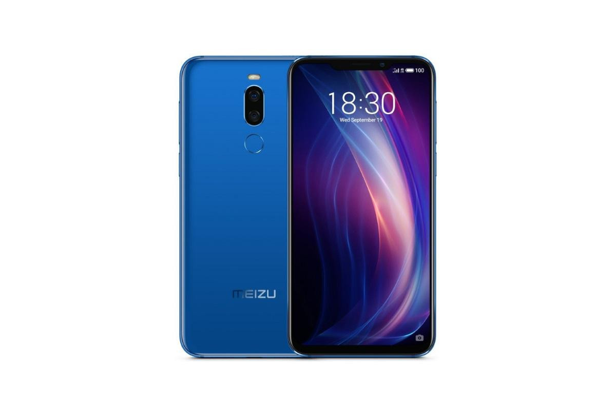 Meizu X8 4/64GB Blue (EU)