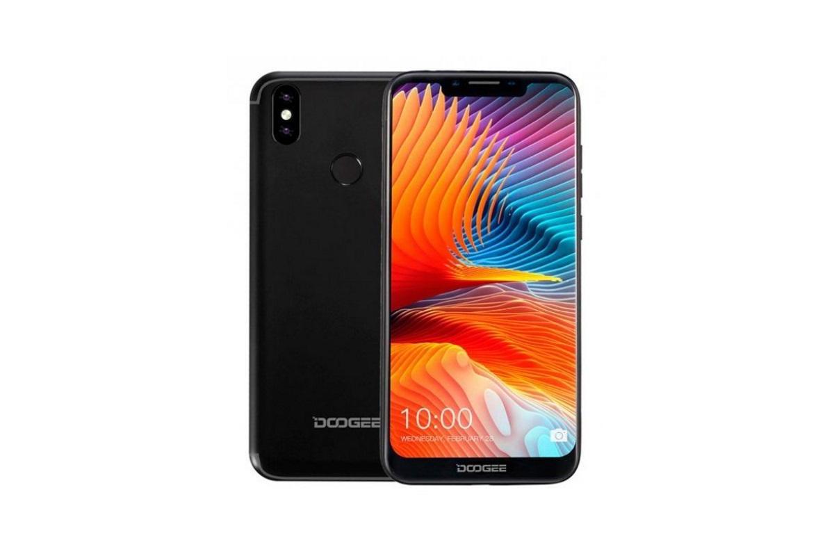 Doogee BL5500 Lite Black