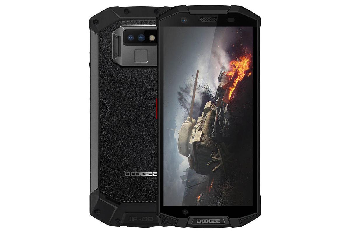 DOOGEE S70 Lite 4/64GB Black