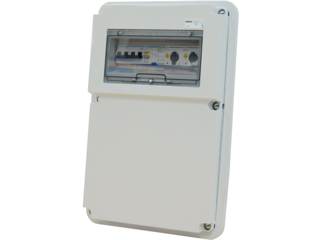 Многофункциональная панель управления для распашных ворот ZM3ES с двумя створками, графическим программированием и отображением предупреждений, а также самодиагностирующимися защитными устройствами