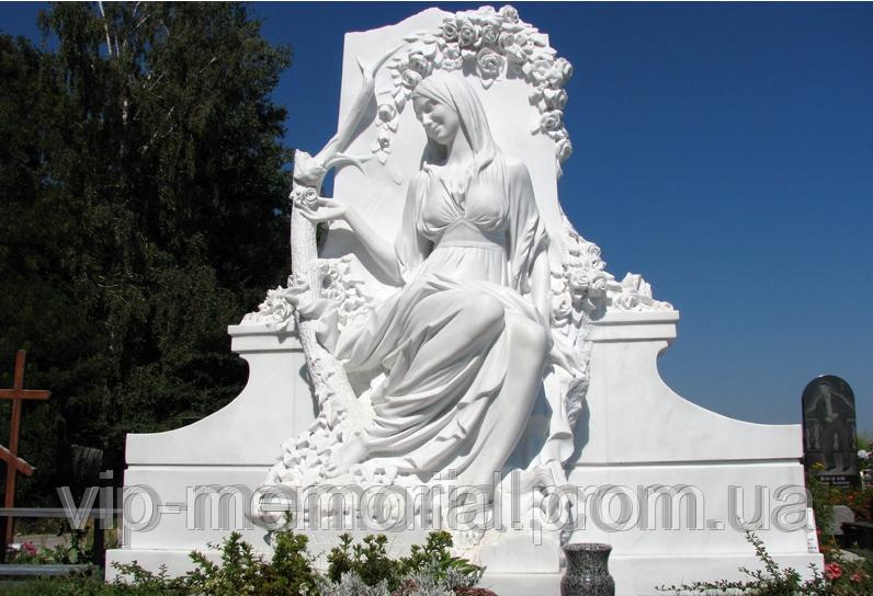 Мраморный памятник М-96