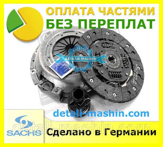 """Комплект сцепления на ВАЗ 2123, Chevrolet NIVA 1.7 с 2002 - """"SACHS"""" (NIVA II Нива)"""
