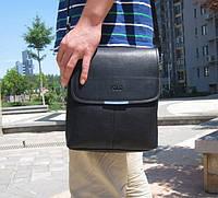 Мужская сумка Polo. Черная