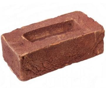 Кирпич ручной формовки Сливовый