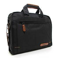 Сумка портфель для ноутбука компьютера текстильная Samsonite 0421