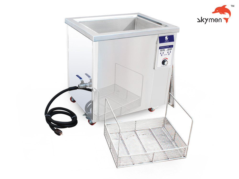 Ультразвуковая ванна для очистки мойки Ultrasonic cleaner Skymen JP-180ST 53 литра