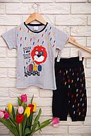 Пижама  для мальчика турецкий трикотаж, фото 1