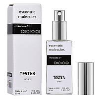 Tester унисекс Escentric Molecules Molecule 01 60 ml ОАЭ (реплика)
