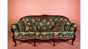 Новый классический комплект мебели Мила (3+1+1), фото 2