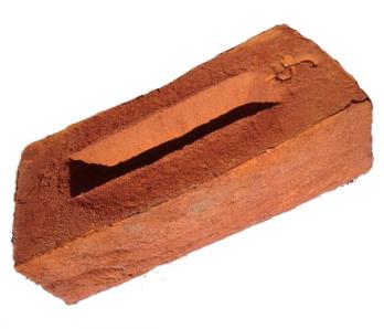 Кирпич ручной формовки Вишневый