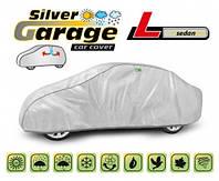 Чехол-тент для автомобиля Silver Garage. Размер: L Sedan на Volkswagen Jetta V 2006-2010