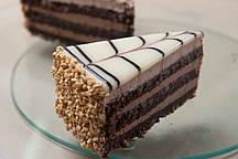 Торт бисквитный «Эстерхази с арахисом»
