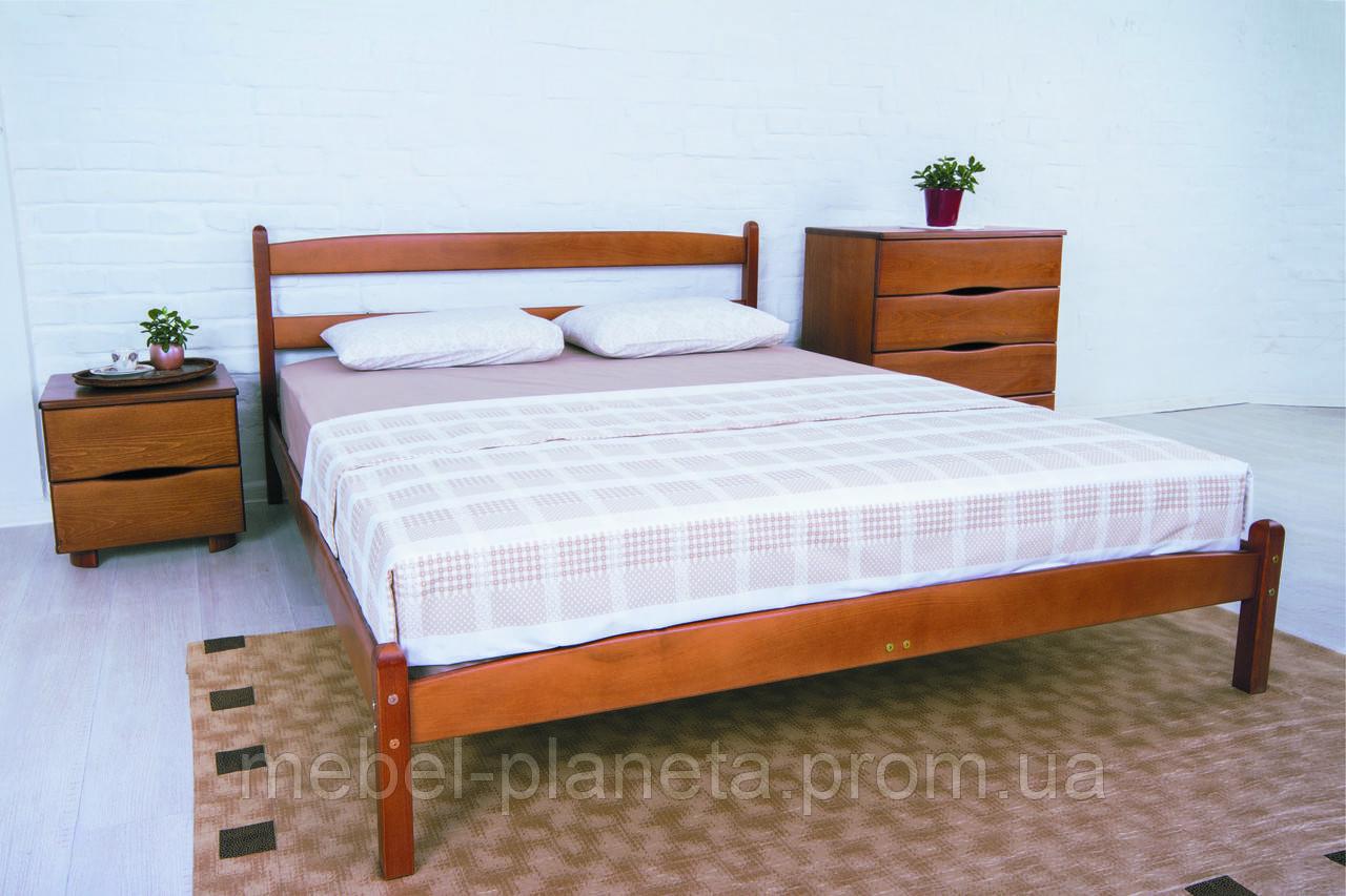 """Ліжко дерев'яне """"Ліка без ізножья"""" Олімп"""