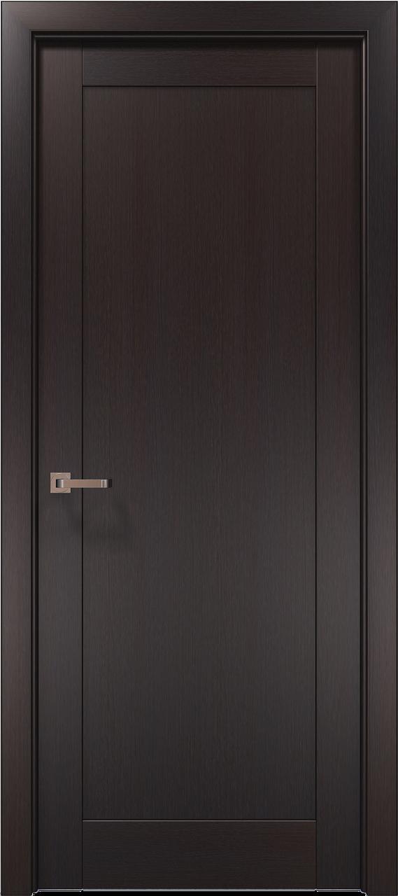 Дверное полотно 2000х810х40 Папа Карло Optima 03 дуб нортон