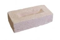 Кирпич ручной формовки Снежная королева, фото 1
