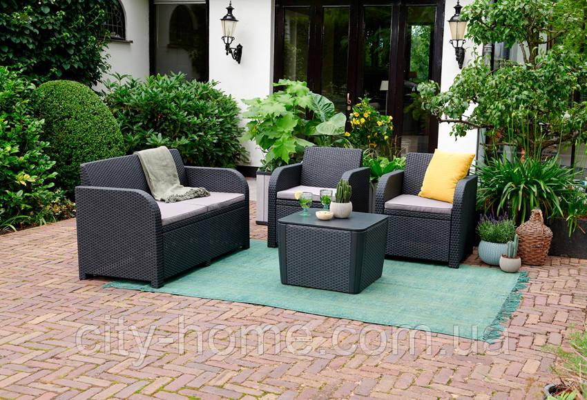 Комплект садовой мебели Novaro