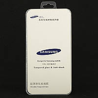 Защитное стекло для Samsung A5 2017 / A520 полноэкранное черное Box
