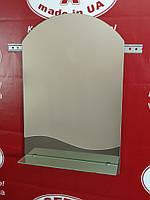 Зеркало в ванную арка №33( Б) /Дюбель 6х40 в Подарок