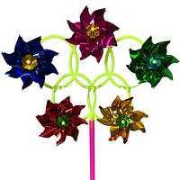 Ветрячок на пять цветочков DZ243