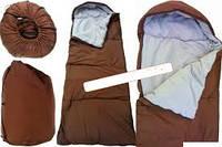 """Спальний мішок """"Турист-термо"""" підкладка фліс до -20с"""