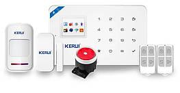 GSM WIFI Сигнализация KERUI W18 KR-W18 комплект,для дома,для офиса