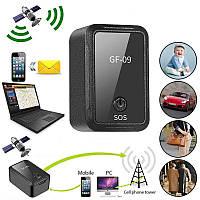 GSM GPRS трекер GF-09 сигнализация,микрофон,диктофон, фото 5
