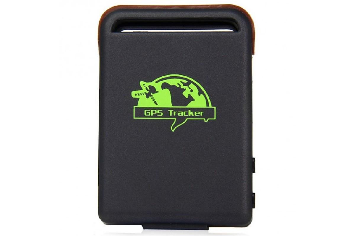 GSM GPS GPRS трекер TK-102B сигнализация,светодиодный индикатор