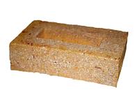 Кирпич ручной формовки Керамейя ретрокерам корал 1