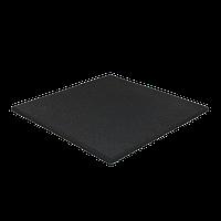 Гумова плитка 20 мм (чорна)