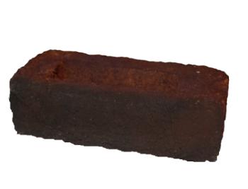 Кирпич ручной формовки Керамейя ретрокерам магма рубин 5