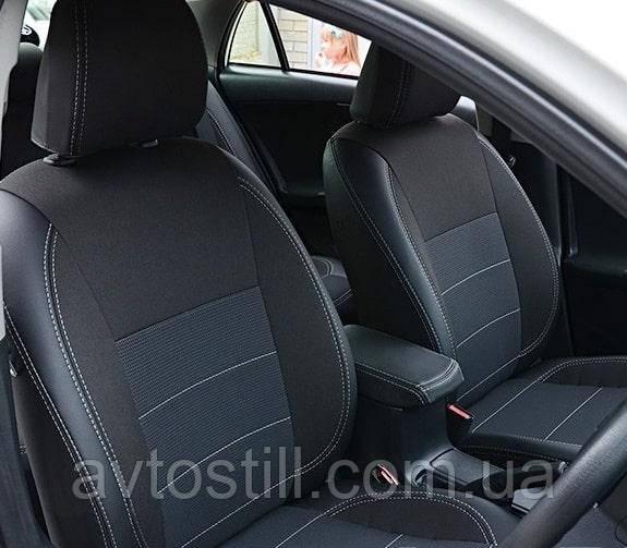 Чохли для Mitsubishi Outlander XL (2006-2012)