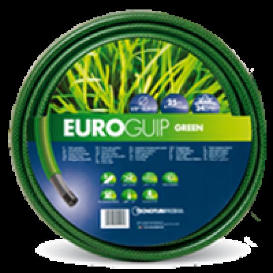 "Шланг для полива Tecnotubi Euro GUIP GREEN 1/2"" (20 м)"