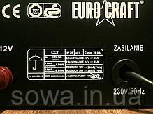 ✔️ Пуско зарядное устройство Euro Craft СС7 / 200 А, 3 кВт, фото 3