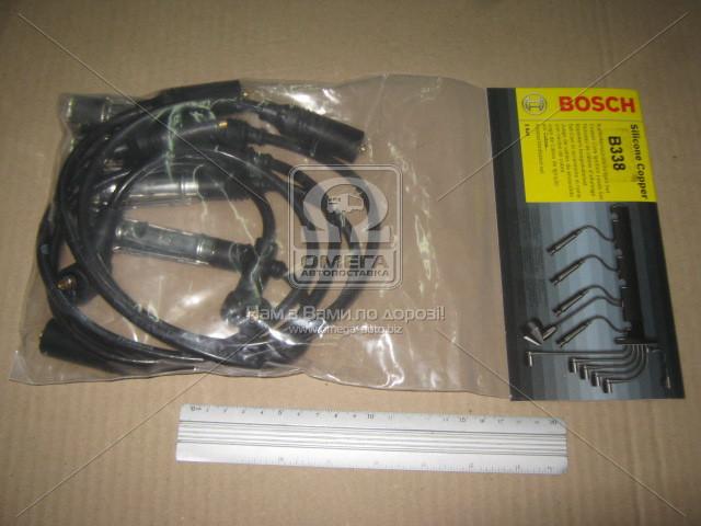 Провода высоковольтные компл., Bosch 0 986 356 338