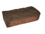 Кирпич ручной формовки Керамейя ретрокерам магма рубин 6