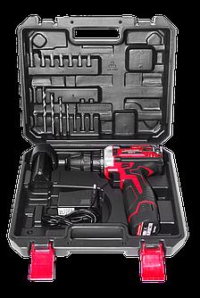 Шуруповерт аккумуляторный START PRO SCD2-12 (2 скорости 2 аккумулятора), фото 2
