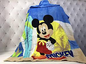 "Дитяче пляжне пончо ""Mickey Mouse""-3"