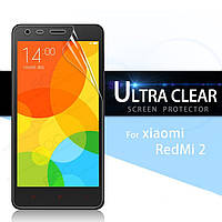 Защитная пленка для Xiaomi Redmi 2 глянцевая, фото 1