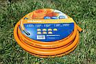 """Шланг садовый для полива Tecnotubi Orange Professional  1"""" (25 м) , фото 2"""