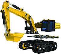 Toy State — CAT Конструктор Machine Maker Экскаватор 80932, фото 1
