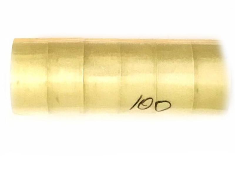 Скотч упаковочный 48мм 100ярдов (6шт)