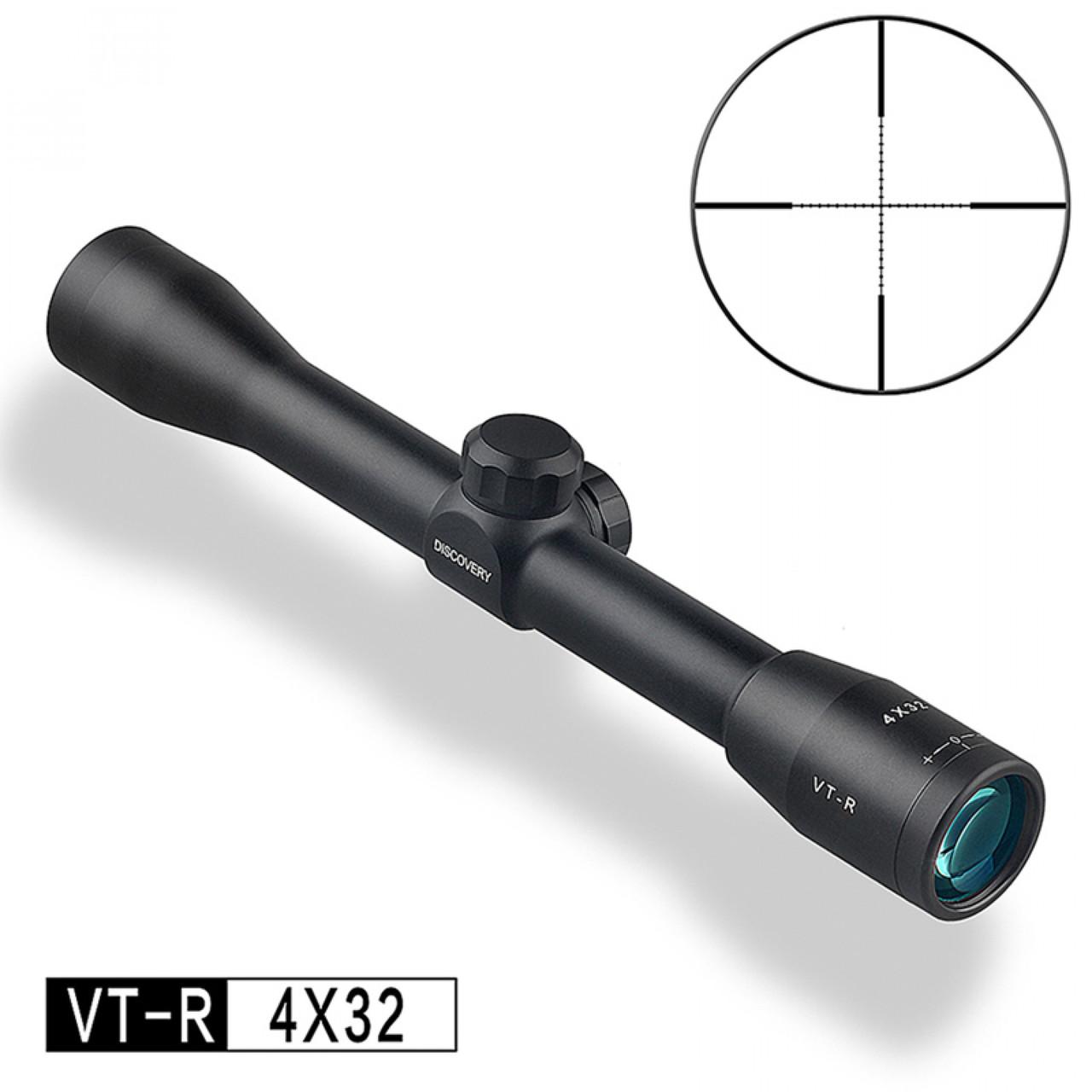 Прицел оптический 4VT-R 4х32-DISCOVERY