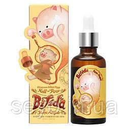 Восстанавливающая Сыворотка На Основе Лизата Бифидобактерий 100 % Elizavecca Witch Piggy Hell-Pore Bifida Pure